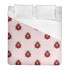 Insect Animals Cute Duvet Cover (full/ Double Size) by Jojostore