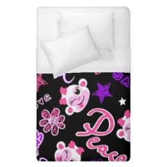 Monkey Face Cute Duvet Cover (single Size)