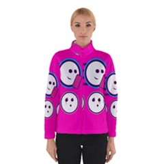 Run Face Pink Winterwear