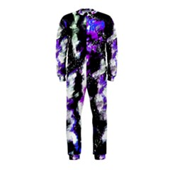 Abstract Canvas Acrylic Digital Design Onepiece Jumpsuit (kids) by Amaryn4rt