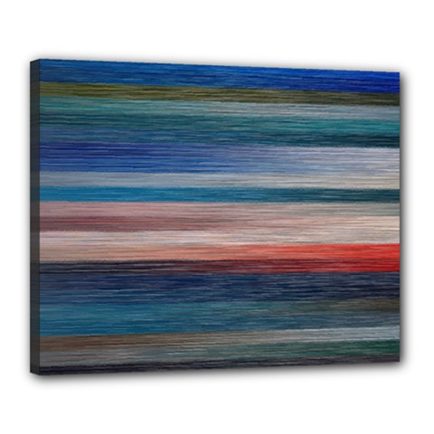 Background Horizontal Lines Canvas 20  X 16