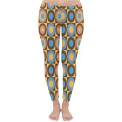Round Color Classic Winter Leggings