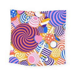 Canddy Color Square Tapestry (small)