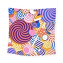 Canddy Color Square Tapestry (Small) View1