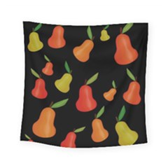 Pears Pattern Square Tapestry (small)