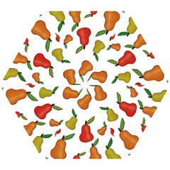 Decorative Pears Pattern Mini Folding Umbrellas by Valentinaart