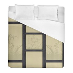 Tatami - Bamboo Duvet Cover (full/ Double Size) by Tatami