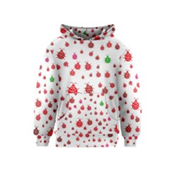 Beetle Animals Red Green Fly Kids  Pullover Hoodie by Amaryn4rt