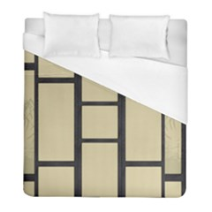 Tatami Duvet Cover (full/ Double Size) by Tatami