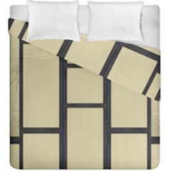 Tatami Duvet Cover Double Side (king Size) by Tatami