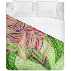 Colorful Design Acrylic Duvet Cover (california King Size)