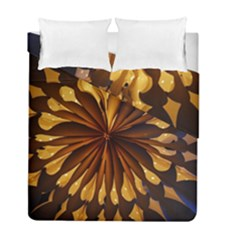 Light Star Lighting Lamp Duvet Cover Double Side (full/ Double Size)