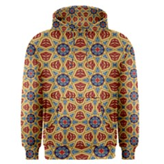 Arabesque Flower Men s Pullover Hoodie