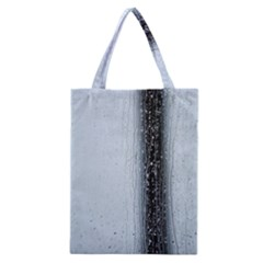 Rain Raindrop Drop Of Water Drip Classic Tote Bag by Amaryn4rt