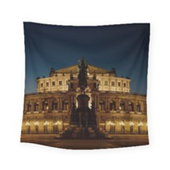 Dresden Semper Opera House Square Tapestry (small)