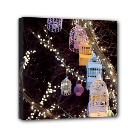 Qingdao Provence Lights Outdoors Mini Canvas 6  X 6  by Amaryn4rt