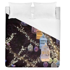 Qingdao Provence Lights Outdoors Duvet Cover (queen Size)