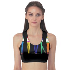 Sexy Collective Artists Sports Bra