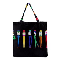 Sexy Collective Artists Grocery Tote Bag
