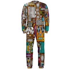 Rol The Film Strip Onepiece Jumpsuit (men)