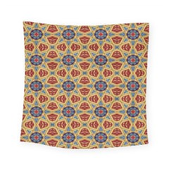Arabesque Flower Square Tapestry (small)