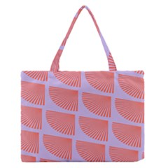 Fan Medium Zipper Tote Bag by Jojostore