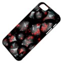 Black And Gray Texture With Bright Red Beads Apple iPhone 5 Classic Hardshell Case View4