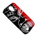 Mask Face Red Black Samsung Galaxy S4 Classic Hardshell Case (PC+Silicone) View5