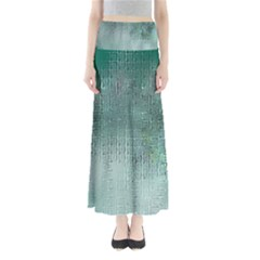 Background Texture Structure Maxi Skirts by Amaryn4rt