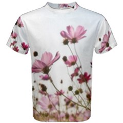 Flowers Plants Korea Nature Men s Cotton Tee