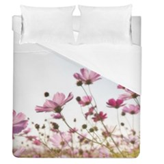 Flowers Plants Korea Nature Duvet Cover (queen Size) by Amaryn4rt