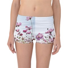 Flowers Plants Korea Nature Reversible Bikini Bottoms by Amaryn4rt