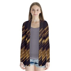 Gold Cardigans