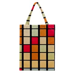 Mozaico Colors Glass Church Color Classic Tote Bag by Amaryn4rt