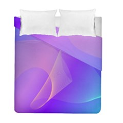 Vector Blend Screen Saver Colorful Duvet Cover Double Side (full/ Double Size) by Amaryn4rt