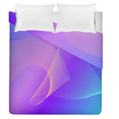 Vector Blend Screen Saver Colorful Duvet Cover Double Side (queen Size) by Amaryn4rt