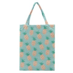 Cute Pineapple  Classic Tote Bag by Brittlevirginclothing
