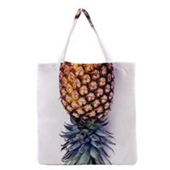 La Pina Pineapple Grocery Tote Bag by Brittlevirginclothing