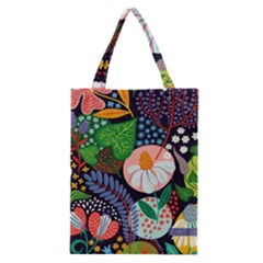 Japanese Inspired  Classic Tote Bag by Brittlevirginclothing