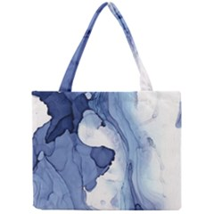 Paint In Water Mini Tote Bag by Brittlevirginclothing