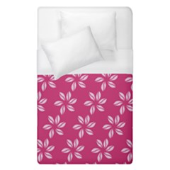 Flower Roses Duvet Cover (single Size) by Jojostore
