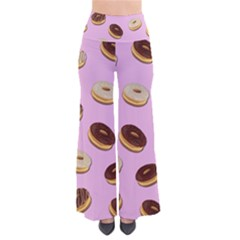 Donuts Pattern   Pink Pants by Valentinaart