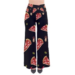 Pizza Slice Patter Pants by Valentinaart
