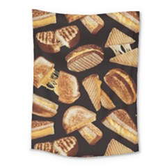 Delicious Snacks Medium Tapestry by Brittlevirginclothing