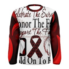 Sickle Cell Is Me Men s Long Sleeve Tee by shawnstestimony
