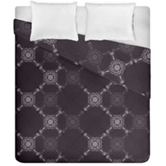 Abstract Seamless Pattern Duvet Cover Double Side (california King Size)