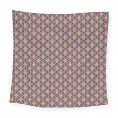 Background Pattern Texture Square Tapestry (large)