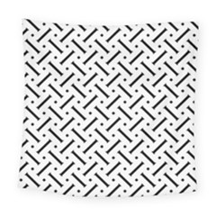 Geometric Pattern Square Tapestry (large)