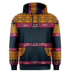 Pattern Ornaments Africa Safari Summer Graphic Men s Pullover Hoodie by Amaryn4rt