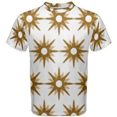 Seamless Repeating Tiling Tileable Men s Cotton Tee